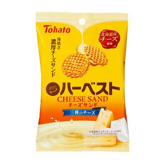 3種類のチーズを使用