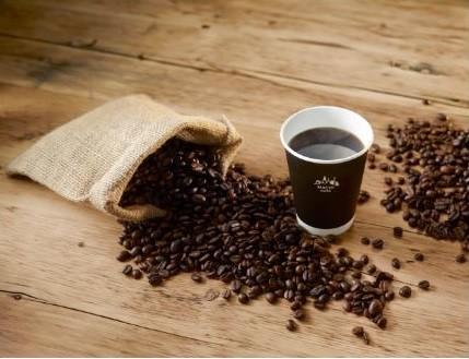 通常のコーヒーよりカフェインを大幅にカット
