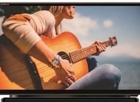 直線的に音を出すため聞きやすい液晶テレビ
