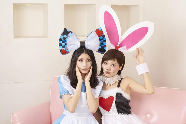 10月15・16日限定の店頭イベント「超デカイ!カチューシャをつくろう!」