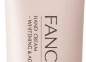透明感とハリを手に...ファンケル化粧品「ハンドクリーム 美白&エイジングケア」
