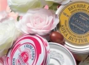 「ホイップシア」にローズに香りが新登場、ロクシタン