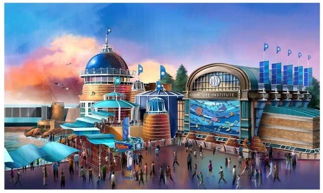 东京迪士尼海洋乐园新游乐设施营业时间确定