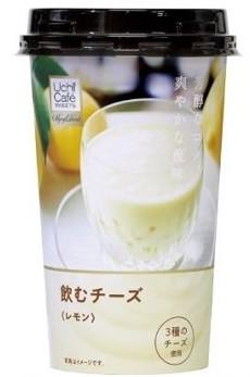 チーズのコクとレモンの酸味の絶妙なバランス