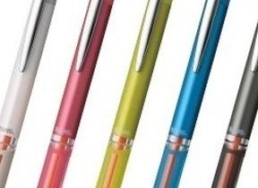 プラチナ万年筆のシャープペン「オ・レーヌ プラス」 シリーズ最強の耐芯構造