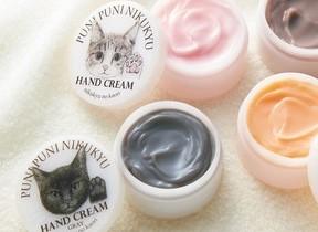 「猫の肉球の香りハンドクリーム」新色追加! フェリシモ猫部より