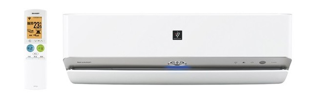 温度/湿度を見張って本体内部と室内をカビから守る 暖房もパワフル
