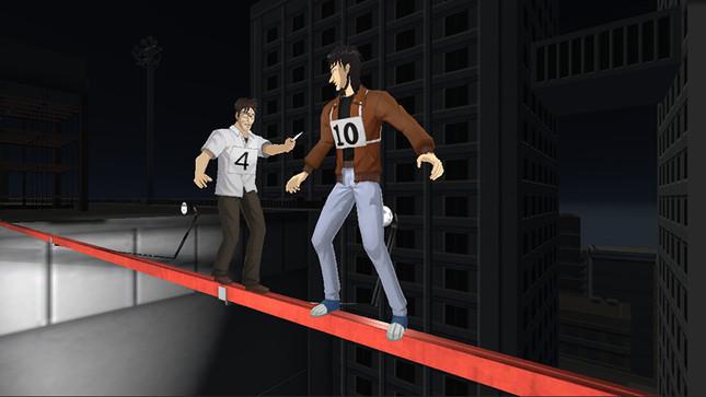 VRで蘇る名場面の数々