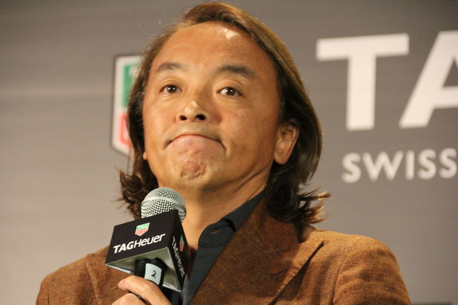 サッカー元日本代表の北澤豪