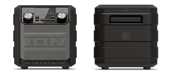 「NFC」で簡単ペアリング 防水仕様でアウトドアに最適