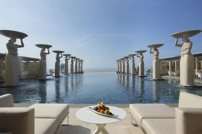 巴厘岛穆丽雅酒店被Conde Nast Traveler杂志评选为亚洲顶级度假区
