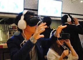 【Galaxy】授賞式をVRライブ配信! 新型VRの発売も決まる