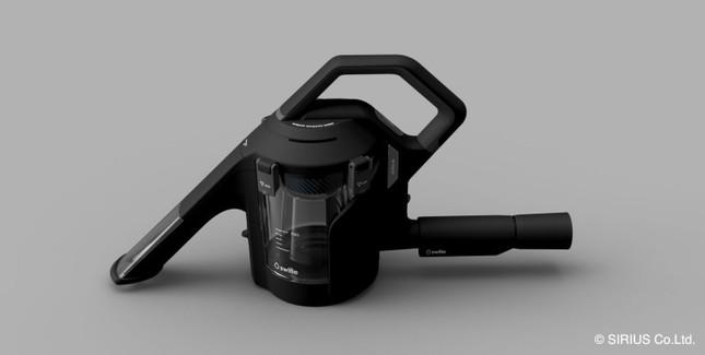 """水のチカラ+掃除機の吸引力でカーペットを""""水洗い"""""""