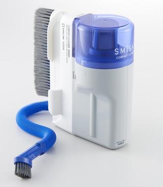 充電式の小型コードレス掃除機「スミサット CCS10」