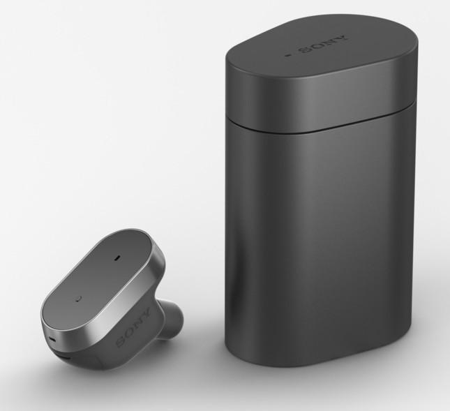 Xperia Earと充電ケース
