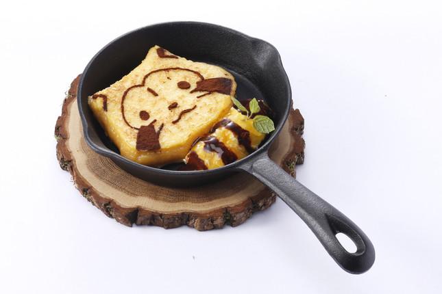 ラスカルのフレンチトースト