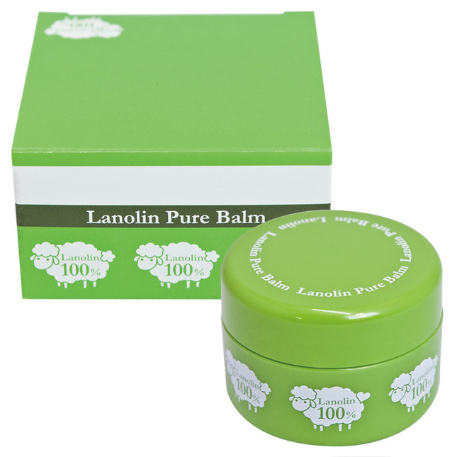 高纯度羊毛脂 可适用于婴儿的全身润肤油
