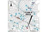 ドン・キホーテ鳥取本店 周辺地図