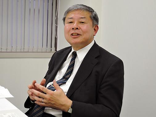 東京大学大学院経済学研究科の矢坂雅充准教授