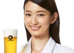 【群馬が生んだ美人リケジョ】2017年サッポロビールイメージガールに川辺優紀子さん決定