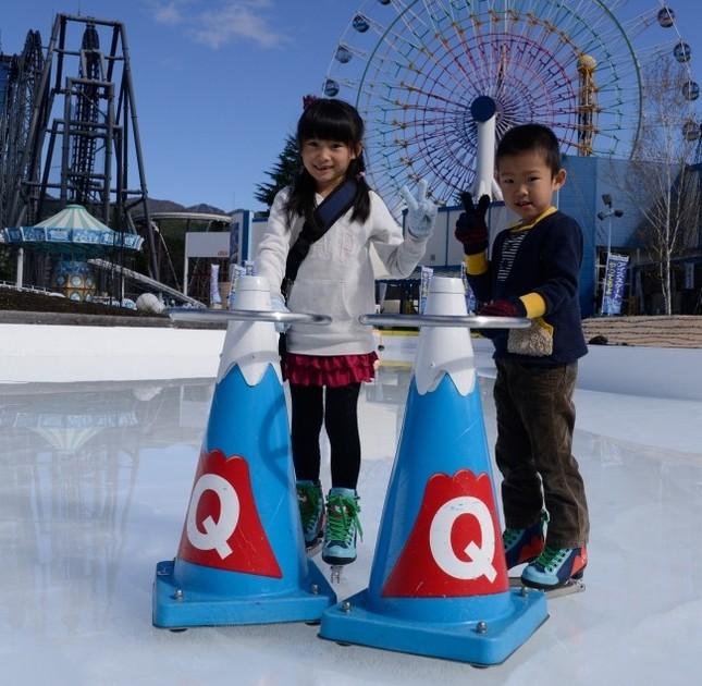 スケート補助具「Qスケ」