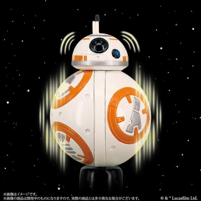 「BB-8」…ボディが高速回転