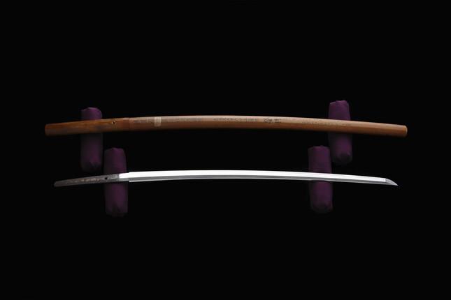 「流星刀」(所蔵:東京農業大学図書館|撮影:木奥恵三)