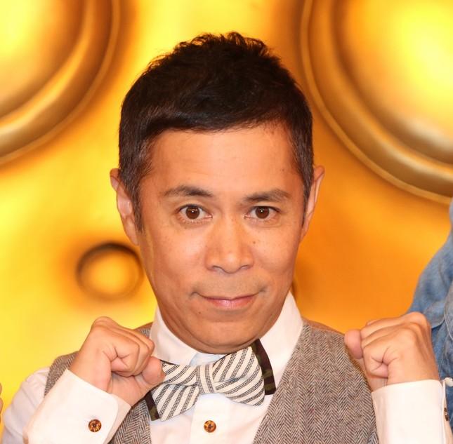 岡村隆史さん(2016年11月17日撮影)