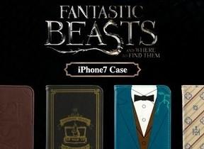 「ファンタスティック・ビーストと魔法使いの旅」とコラボしたiPhone 7ケース