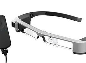 エプソン「MOVERIO」第3世代モデル メガネのように着けるスマートグラス