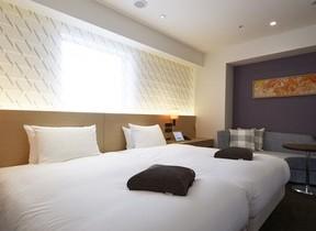 スマートホテル「フォルツァ」の「博多駅博多口」2月11日開業 特別宿泊プランを用意