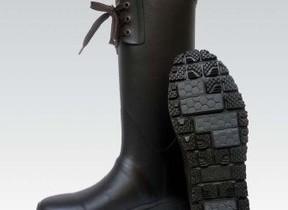 スニーカー感覚でオシャレに履ける女性用防寒長靴...アキレス「モントレFB-110」