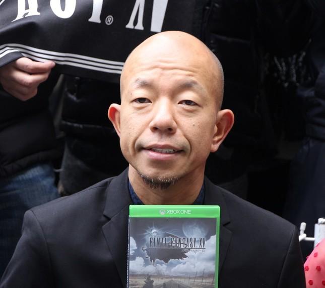 「バイきんぐ」の小峠英二さん(写真は2016年11月29日撮影)