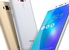 フルHD5.5型ワイド液晶のSIMフリースマホ...ASUS「ZenFone 3 Laser」