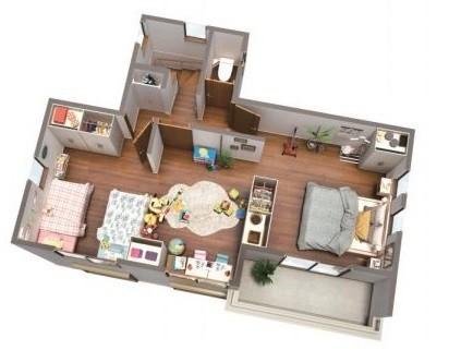 新しい住まいの選び方の提案!(写真は、イメージ図)