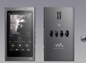 「FF XV」バージョンのウォークマンAシリーズ ヘッドホン「h.ear on」やスピーカー「h.ear go」も