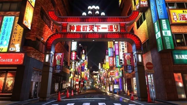 東洋一の大歓楽街、東京・神室町