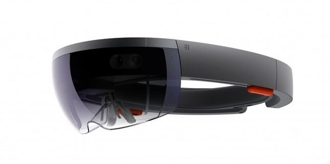 「Microsoft HoloLens」(ホロレンズ)