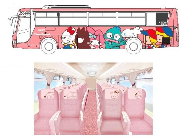 多摩地区-羽田机场巴士开通