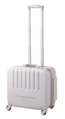 騒音がなく、排気レスのため、夜間や室内での使用に最適!