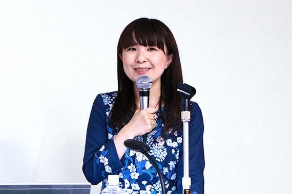 講師を務めた、梅花女子大学食文化学部食文化学科の東四柳准教授