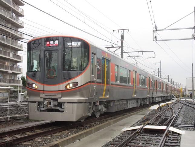 12月24日から営業運転を開始する323系
