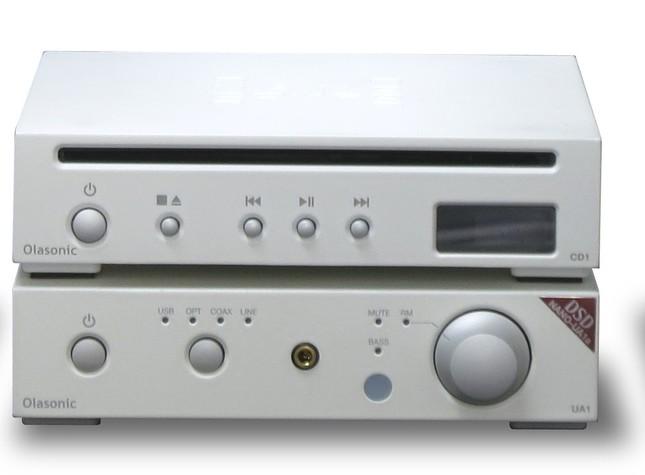 「NANO-CD1」と「NANO-UA1a」