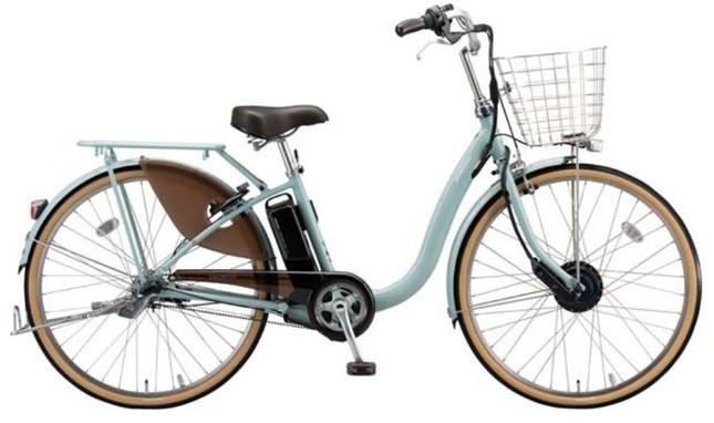 女性への優しさが充実したホーム系電動アシスト自転車「フロンティアロング」