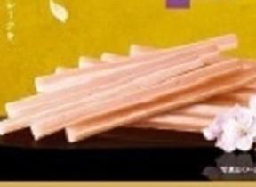 「チーズ鱈 さくら」を17年1月から期間限定発売