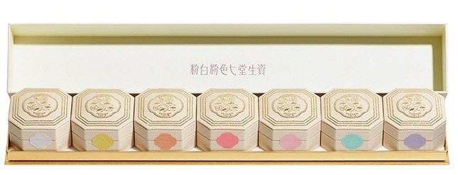 「七色粉白粉 百周年記念複製版」