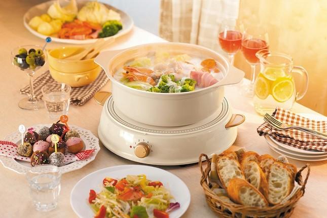 家族や友人との食事を楽しくするデザインコンセプト