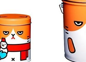 ワイモバイルユーザー以外もOK 菓子入り「冬のふてニャン缶」がもらえるキャンペーン 16日から