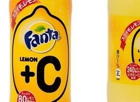 「史上最多のビタミンC」さらにパワーアップ 「ファンタレモン+C」リニューアル