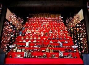 静岡・東伊豆「雛のつるし飾りまつり」20周年 スタンプラリーや神社雛段飾り